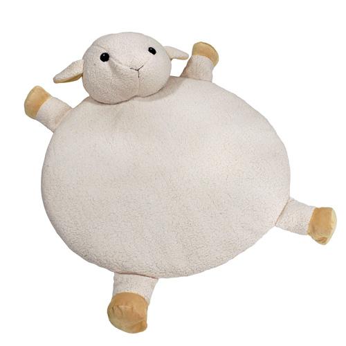 【美国cloud b】宝贝舒眠可爱动物软软垫-小羊 17302-zz